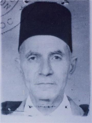 Harraz dami de Poéme Mohammed ben Hassane el Alaoui interprété par Cheikh Mohammed ben Ghanem