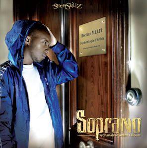 Soprano, rappeur français musulman d'origine Comorienne
