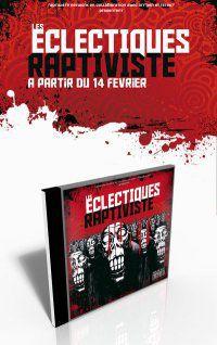"""Sortie internationale de la compilation """"Les éclectiques Raptiviste"""""""