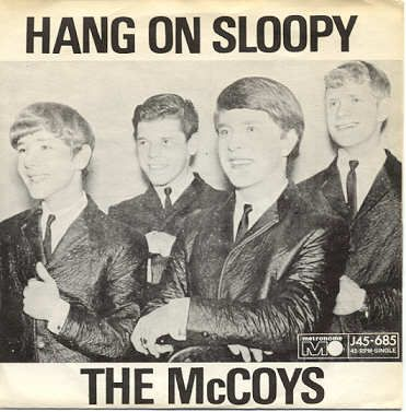 """Hang on Sloopy"" par les The McCoys"