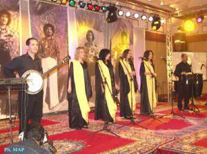 Bnat El Ghiwan - chansons populaires des années 80
