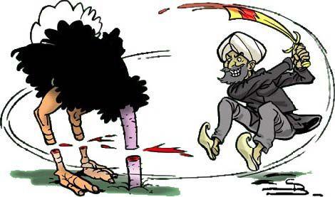 Face à l'islam
