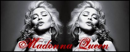 Welcome in Madonna Fans' World Community to: Madonna Queen