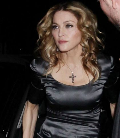 Madonna's ''W.E.'' in crisis: staff quitting, budgets & morale sinking