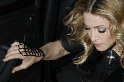 Madonna's Birthday Party at Shoreditch House: more pictures