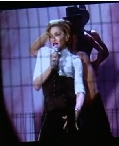 Madonna - MDNA Tour: Video - Watch Rehearsals in Tel Aviv