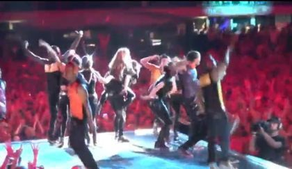 Madonna - MDNA Tour: Madonna Celebration in Milan, Italy - Official Video