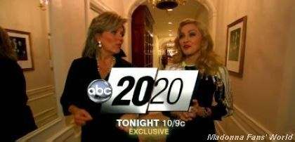 ABC interview: Madonna breaks silence on Lady Gaga's ''Born This Way''