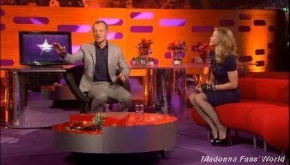 Watch Madonna on ''The Graham Norton Show'' (full)