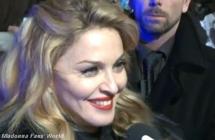 Madonna would love to see ''Madonna: The Musical'' in production