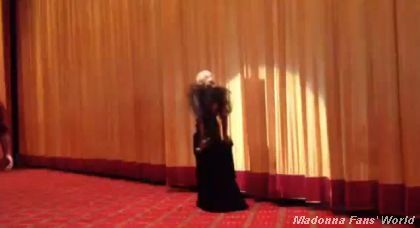 Madonna thanks her mother during her speech at NY Premiere of ''W.E.''