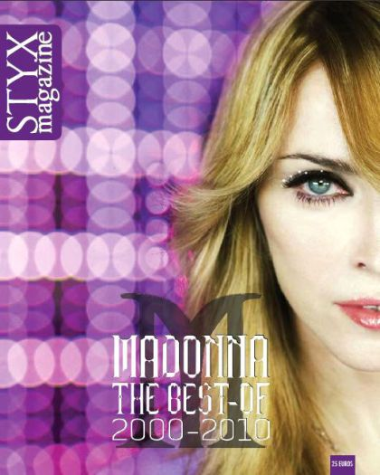 STYX MAGAZINE: ''Madonna - The Best-Of 2000-2010''