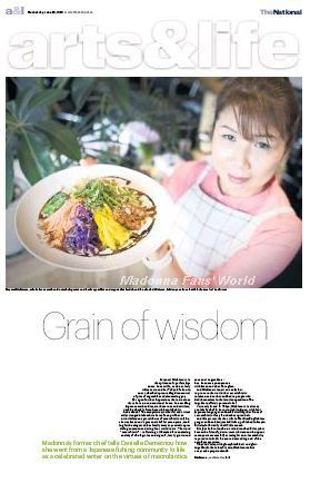 Interview with Madonna's former personal chef: Mayumi Nishimura