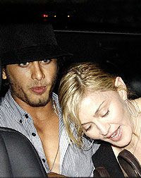 Madonna and Jesus quash reports of a split with romantic date night in Rio