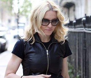 Madonna moving back to London for six months for her movie ''W.E''