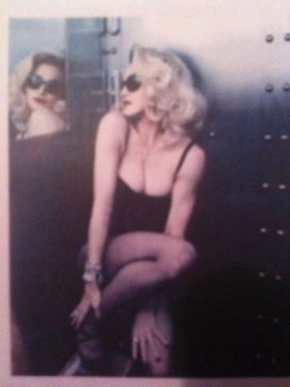 Two new Madonna photos from Stefano Gabbana