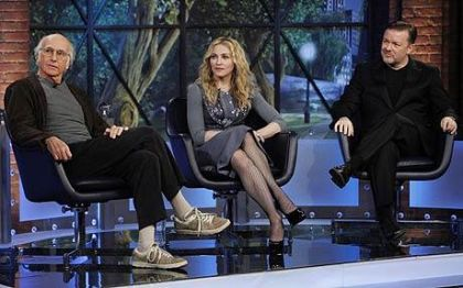 Madonna serves as relationship expert on 'Marriage Ref'