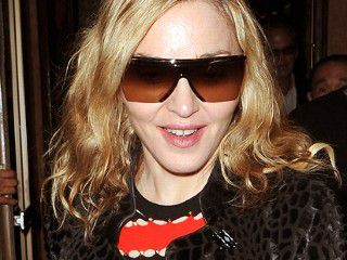 Madonna to Debut New Collection of Sunglasses, Teen Fashion