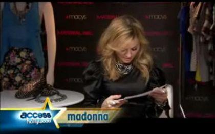 Video: When Madonna learns Ellen DeGeneres is her cousin