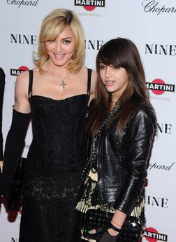 Madonna teams with daughter Lola on fashion line