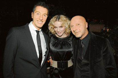 Interview with Dolce & Gabbana on Madonna and The MDG collection