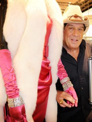'Simply Madonna' exhibition launched by Molly Meldrum in Australia