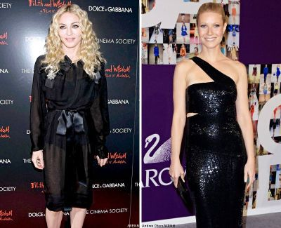 Reps Insist Madonna and Gwyneth Paltrow Not Falling Out