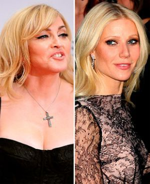 Madonna and Gwyneth Paltrow Had ''Falling Out''