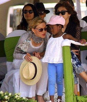 Madonna condemns Malawi over jailing of gay couple