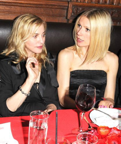 The End of an Era: Madonna and Gwyneth Are No Longer Friends