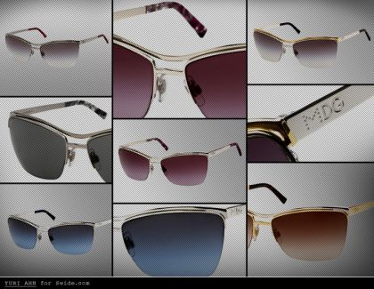 Get your beach style fix with MDG sunglasses