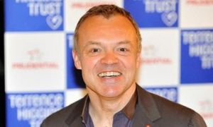 Graham Norton: I want Madonna!