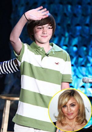 Greyson Michael: ''Madonna, I have no idea who that is''