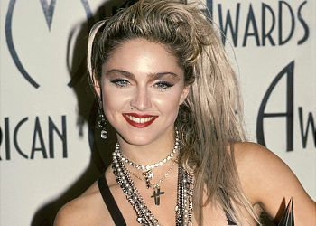 Madonna second in the Top 10 Pop Culture Icons of the Past 50 years