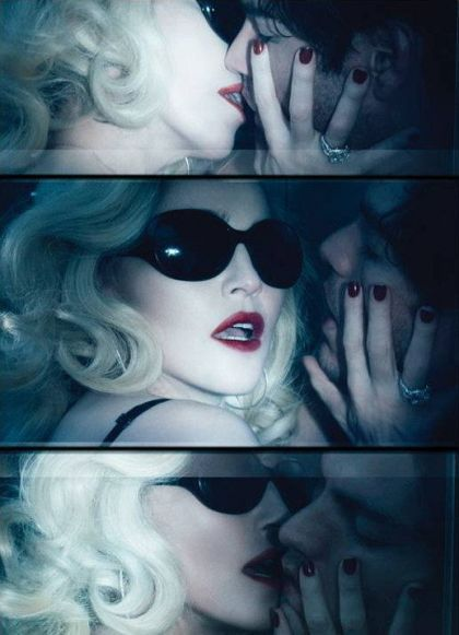 Madonna for MDG sunglasses collection: The 5 ads