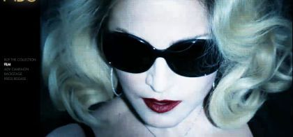 Madonna's MDG Sunglasses Collection: MDG Online Store