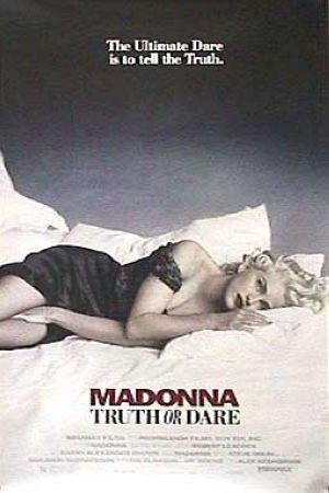 ''Madonna: Truth or Dare'' among 5 most explosive music documentaries