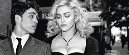 Madonna: Desperate Italian Housewife