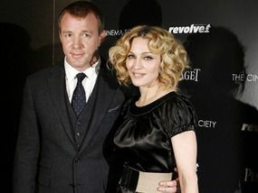 No love lost between Madonna and Guy Ritchie