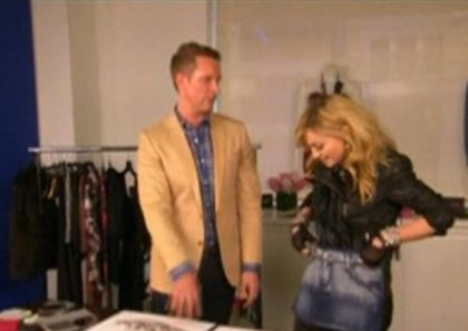 Video: Madonna launches clothing line with daughter