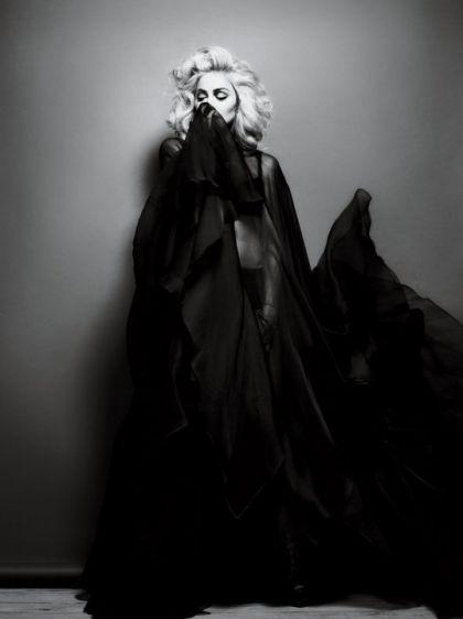Interview Magazine: Madonna Talks to Gus Van Sant