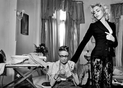 Stefano Gabbana on the new 2010-11 Fall-Winter campaign with Madonna