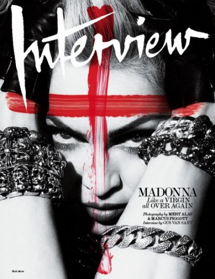 Madonna On Making Her New 'Insane' Film 'W.E.'