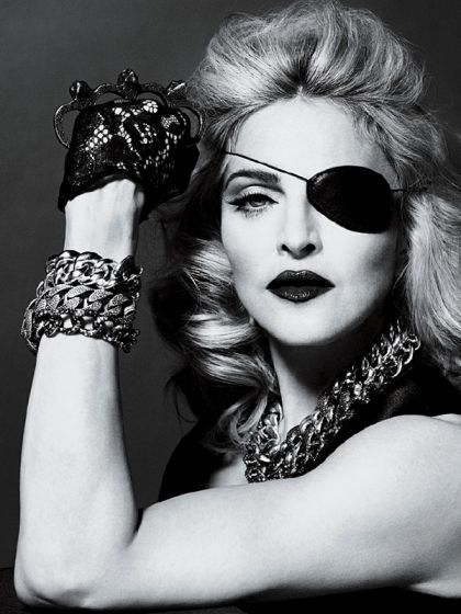 Madonna Talks 'W.E.' Film, Gets Glamorous In Interview