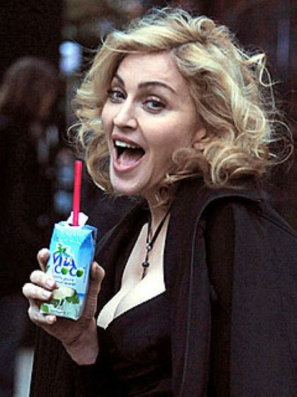 Is Coconut Water the Celeb Drink of the Summer?