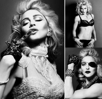 Madonna and Crucifix: The Interview Interview