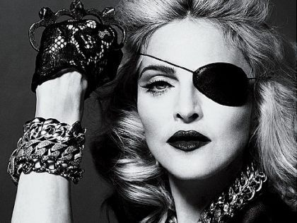 The press on Madonna in Interview magazine