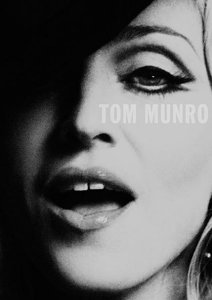 Tom Munro on his new book featuring Madonna's introduction