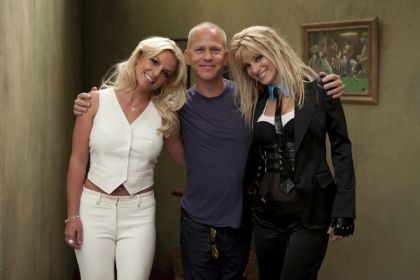 Britney Spears plays Madonna in her Glee episode ''Britney/Brittany''