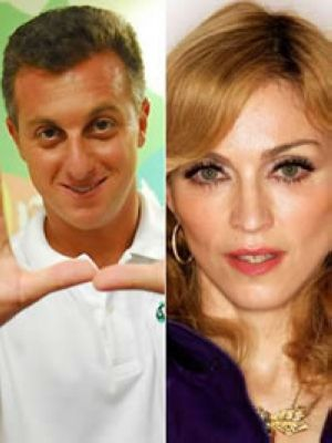 Luciano Huck to produce a documentary with Madonna on Favelas in Rio